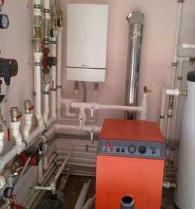 Отопление: замена и ремонт