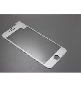 3д стекло на айфон 6 plus