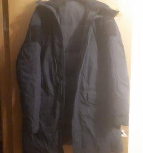 """Куртка военная """"аляска"""",абсолютно новая"""