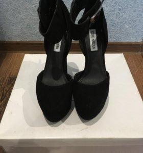 Туфли замшевые Steve Madden