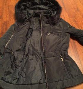Куртка весенняя бу