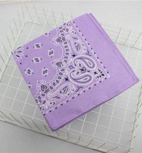 Красивые платочки с узором