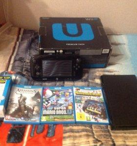 Игровая приставка Nintendo Wii U Premium Pack