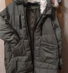 Куртка 🧥 подойдёт так же и для беременных