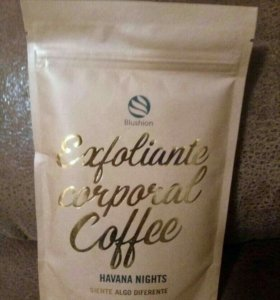 Скраб д/тела Exfoliante corporal coffee
