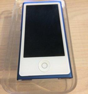 MP3 Player iPod nano  (blue)16g