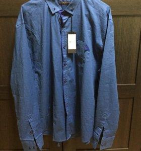 Рубашка мужская (новая) разм. 56-58