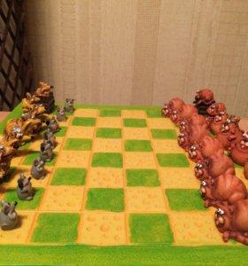Шахматы кошки-мышки