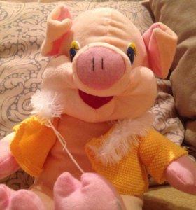 Свинка.