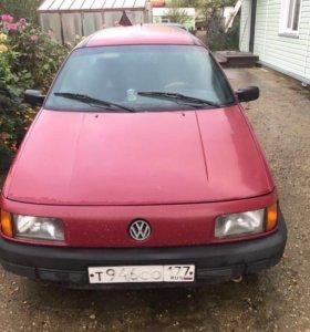 Volkswagen Passat B3 1.8 л МТ, 90 л.с.