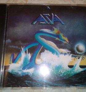 "ASIA ""Asia"" 1982 CD"