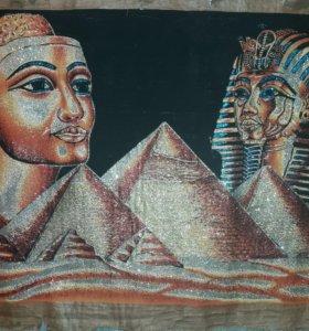 Картина -папирус ......Египет