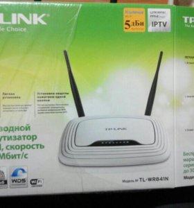 TP-Link беспроводной маршрутизатор