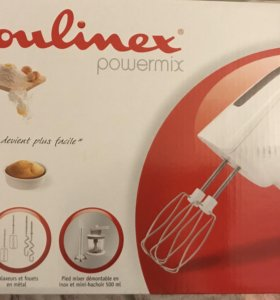 Moulinex powermix Миксер + блендер+измельчитель