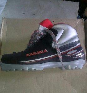 Ботинки лыжные, р-р 39