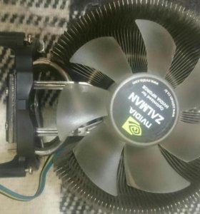 Кулер охлаждения для процессора ZALMAN
