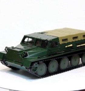 Модель коллекционная ГТ-с 47 1:43