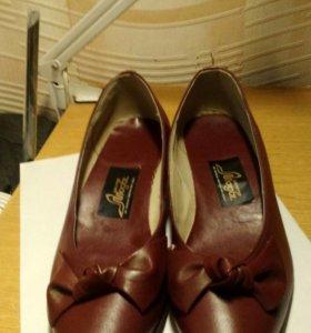 Новые туфли.Размер 23.5