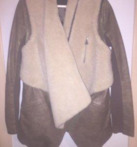 Куртка-дублёнка-пальто Yigal Azrouël New York .