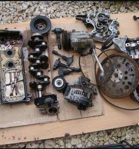 Двигатели на японские авто - в разборе/разбор