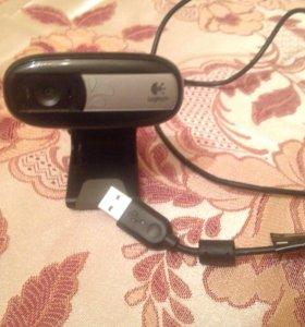 Веб камера Logitech C170