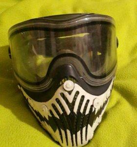 vents helix маска страйкбольная светится