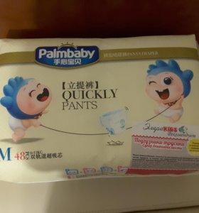Подгузники-трусики Palmbaby