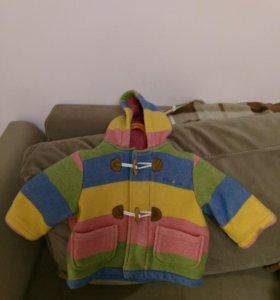 Пальто Beneton