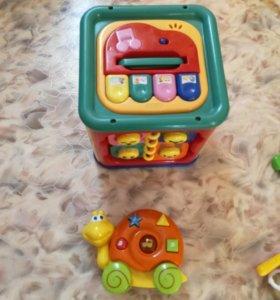 Продам музыкальные игрушки