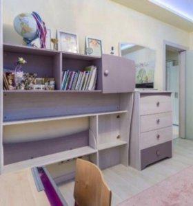 Гарнитур для комнаты девочки (Хофф)