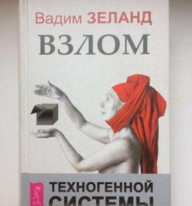 Вадим Зеланд Взлом Техногенной Системы