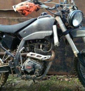 Мотоцикл Ирбис ТТР 250