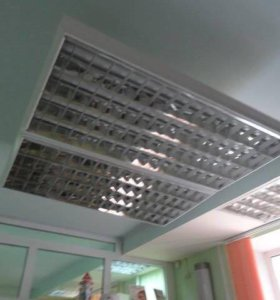 Лампы потолочные