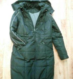 Пальто для беременных.