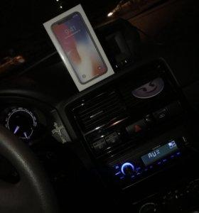 iPhone X NEW запечатанный