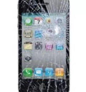 Бронестекло на iPhone 6