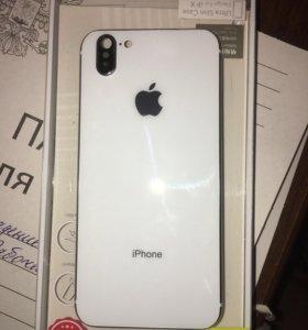 Задняя крышка для iPhone 6 модинг под iPhone X