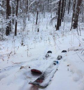 Ремонт сноубордов и горных лыж