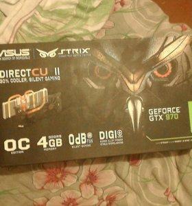 GeForce GTX 970 STRIX OC EDITION
