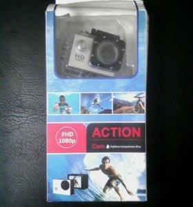 Экшн камера FHD1080p