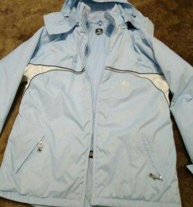 Куртка унисекс(спортивная)