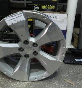 Диски колёсные Subaru forester/impresa
