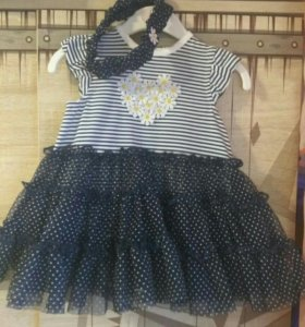Платье боди для принцессы