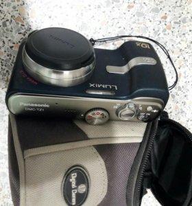 Фотоапарат panasonic DMC-TZ-1