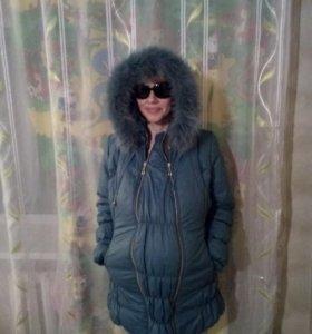 куртка для будущих мамочек!
