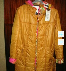 Куртка новая зимняя 46 48