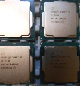Новые Core i5 7400 1151
