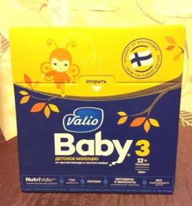 Детская смесь Valio Baby-3