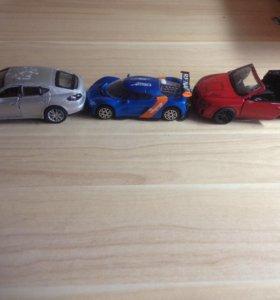 Машины игрушечные