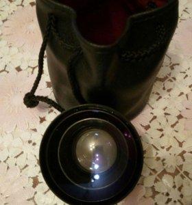 Линза на фотоаппарат Panasonic